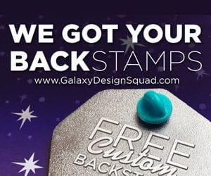 We got your BACKstamp