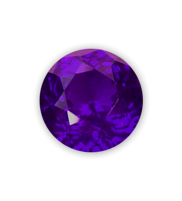 dark purple gemstone