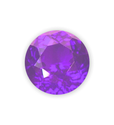 light purple gemstone