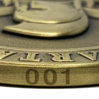 coin edge numbering