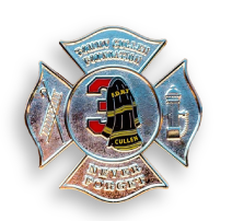 custom firefighter challenge coins