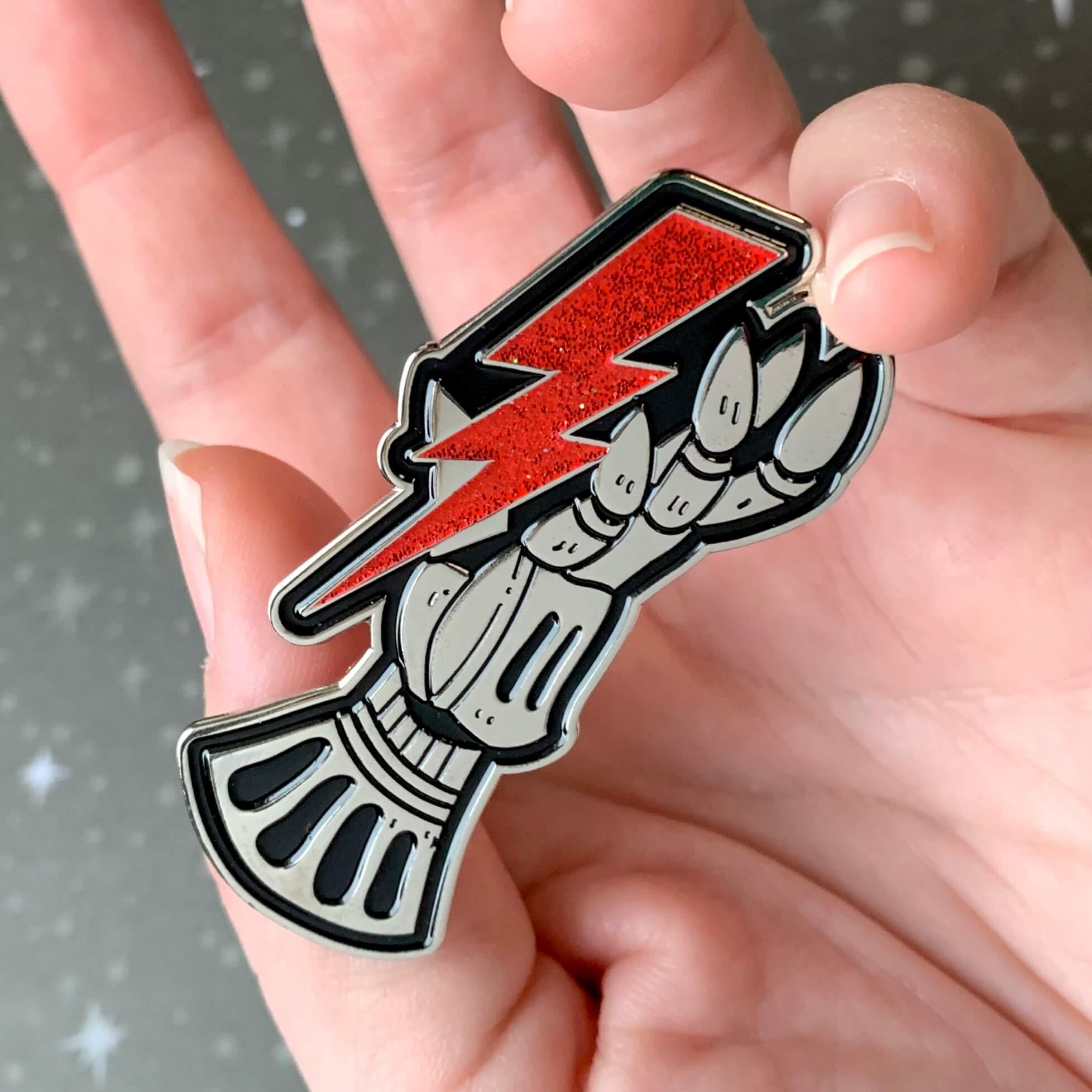 Hand bolt