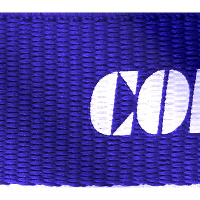 imprinted nylon lanyard