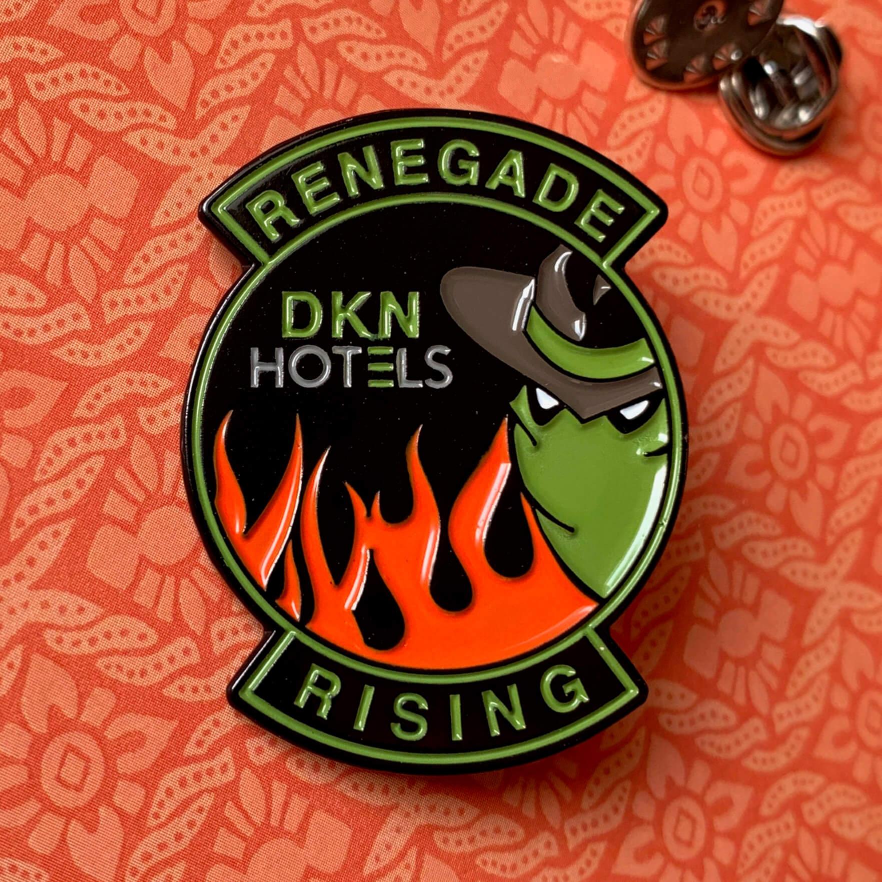 Renegade rising