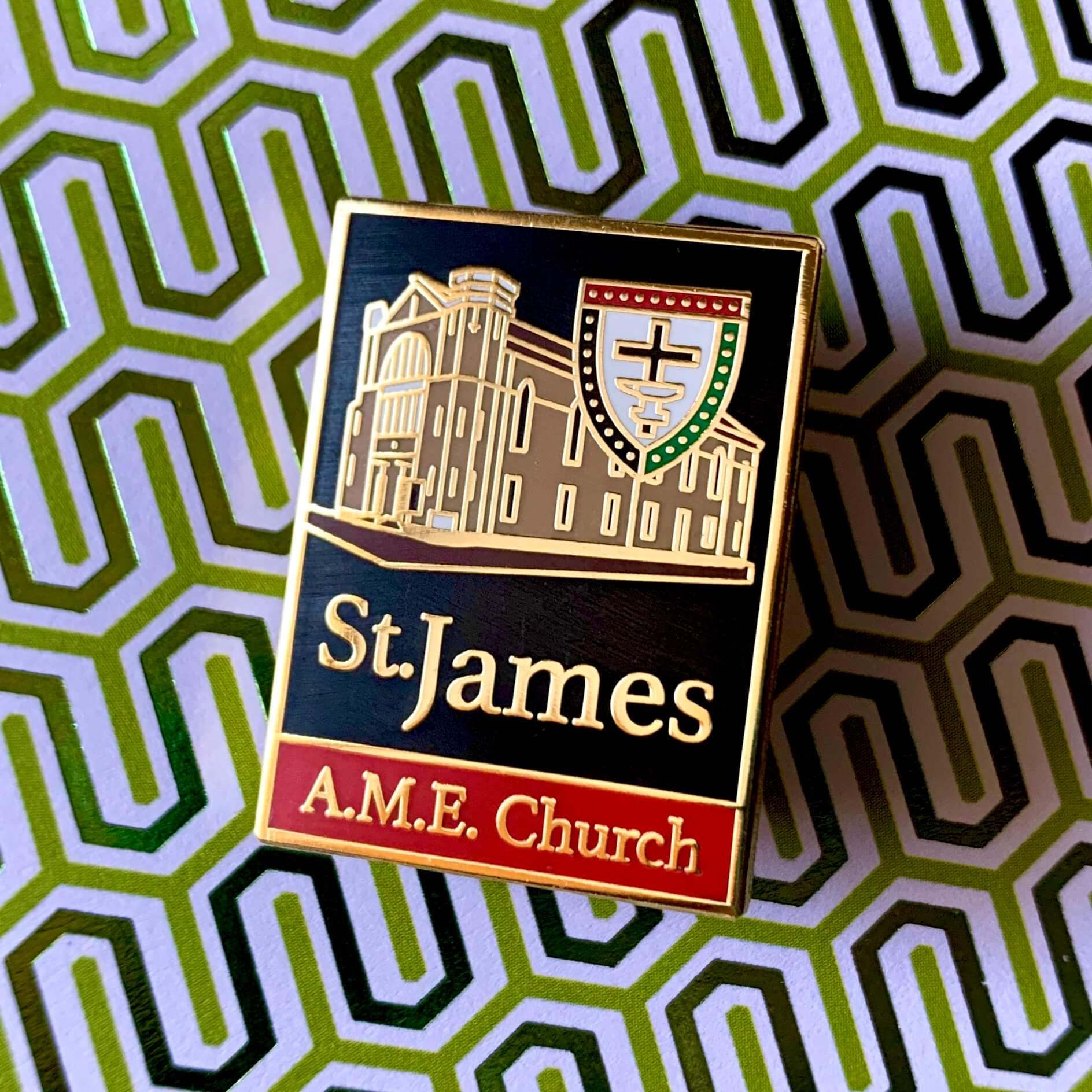 Stjame ame church